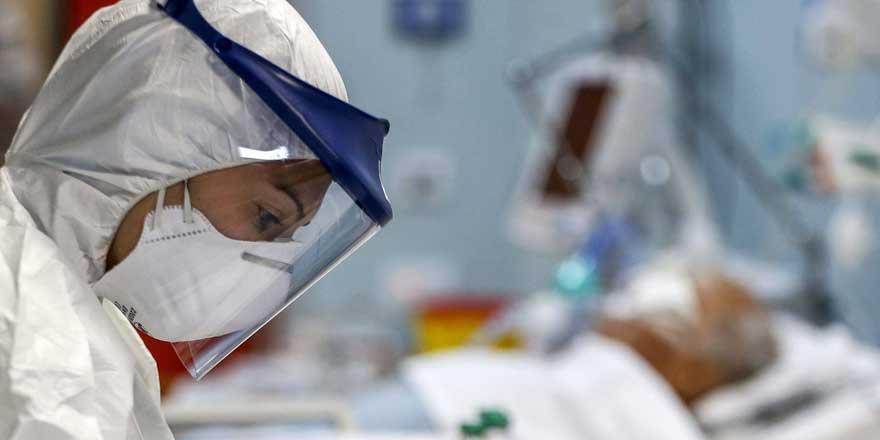 Korona virüs vaka sayıları açıklandı: 258 kişi hayatını kaybetti