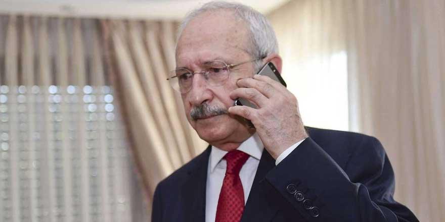 Kılıçdaroğlu'ndan Gül'e taziye telefonu