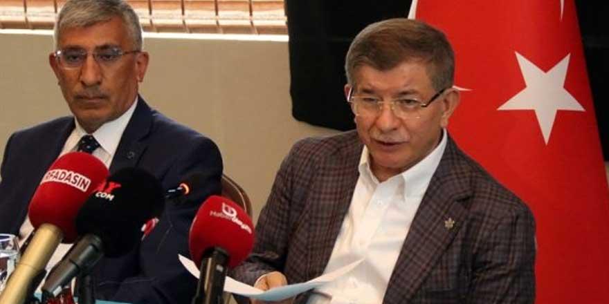 Davutoğlu'ndan kısa çalışma ödeneği açıklaması