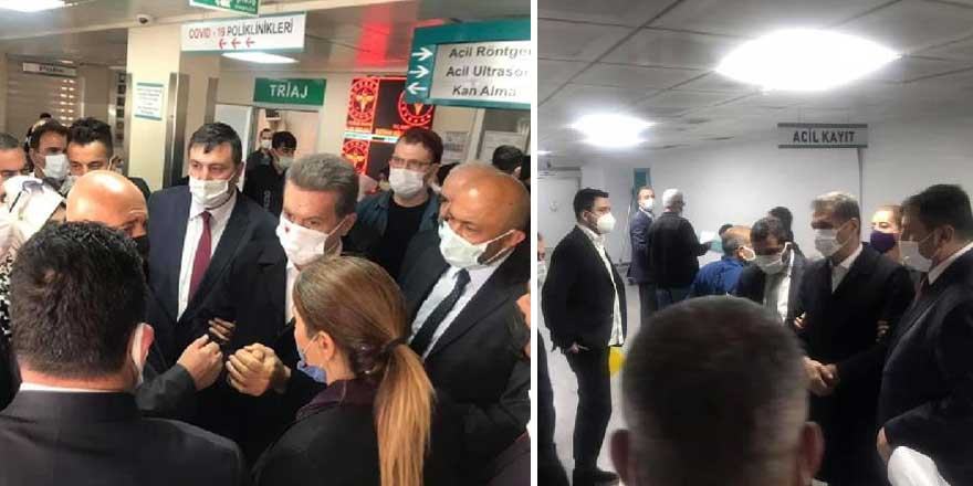 Son dakika... Mustafa Sarıgül hastaneye kaldırıldı