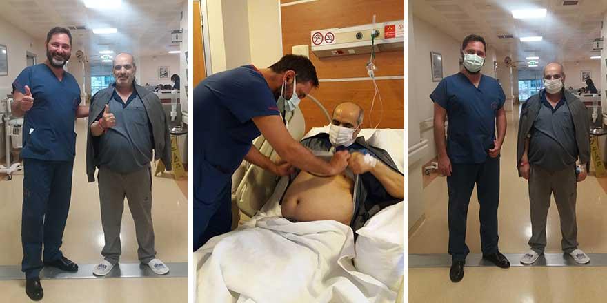 Açık kalp ameliyatına alternatif yöntem! Prof. Dr. Barış Çaynak değerlendirdi