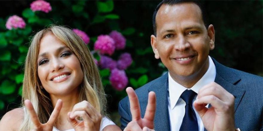 Jennifer Lopez ve nişanlısı Alex ayrıldı