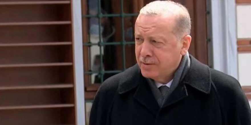 Erdoğan Cuma Namazı sonrası konuştu! Bakanımız haddini bildirdi daha yumuşak olmazdı