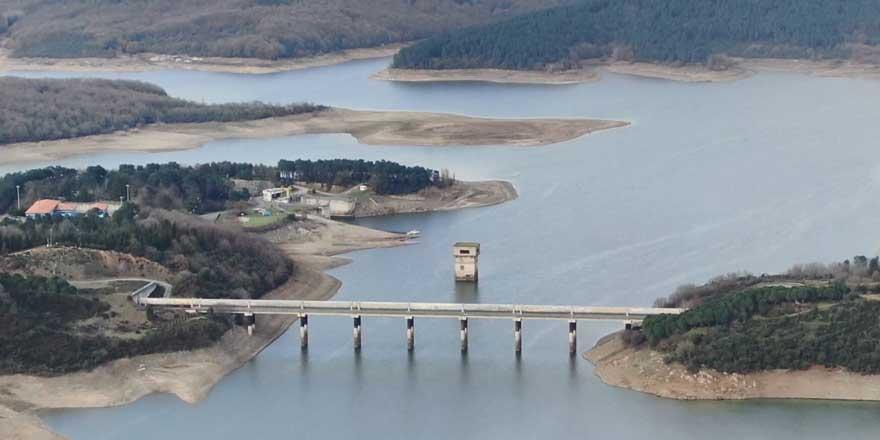 İstanbul'un baraj doluluk oranlarında son durum