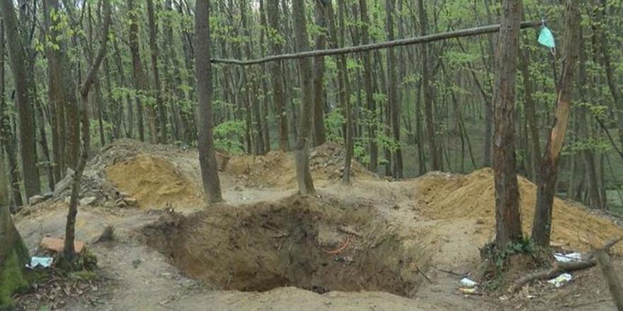 Belgrad Ormanı'nda define avı!