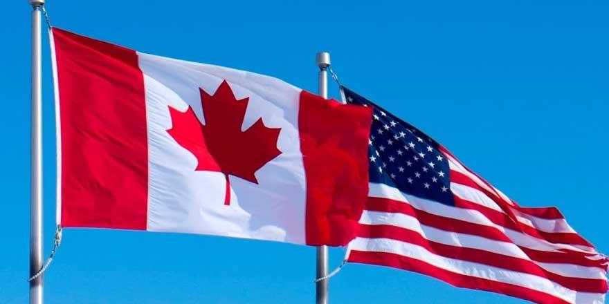 Kanada'da nüfusa göre vaka sayısı oranı, ilk defa ABD'yi geçti