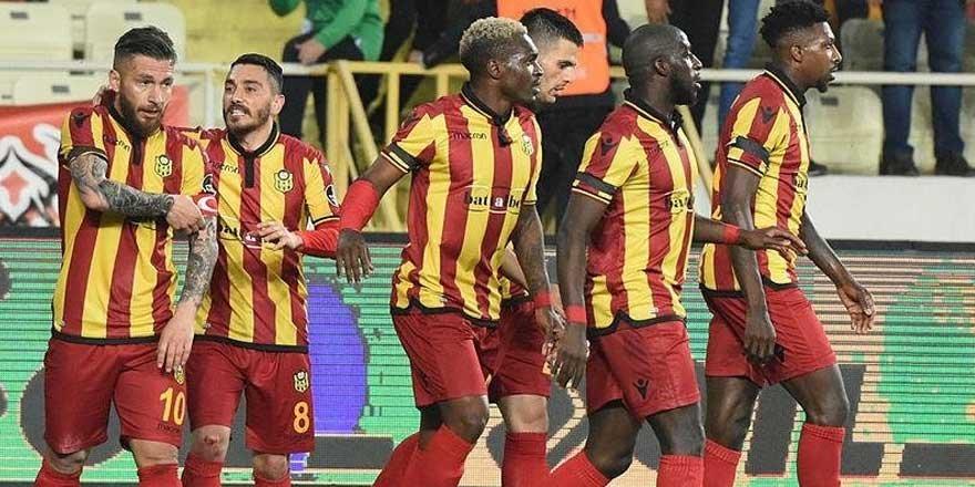 Yeni Malatyaspor 13 maç sonra galip