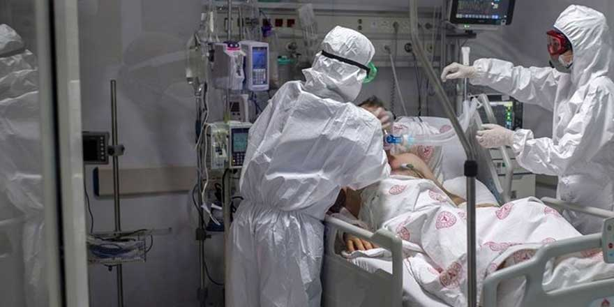 Korona virüs vaka sayıları açıklandı: 288 kişi hayatını kaybetti