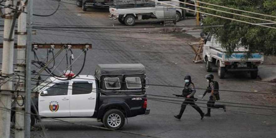 Myanmar'da silahlı çatışma: 5 kişi yaşamını yitirdi