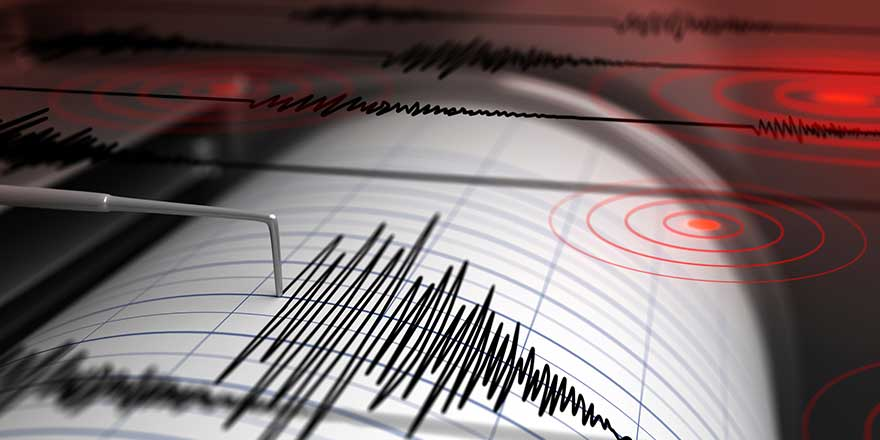 Yalova açıklarında 3,6 büyüklüğünde deprem!