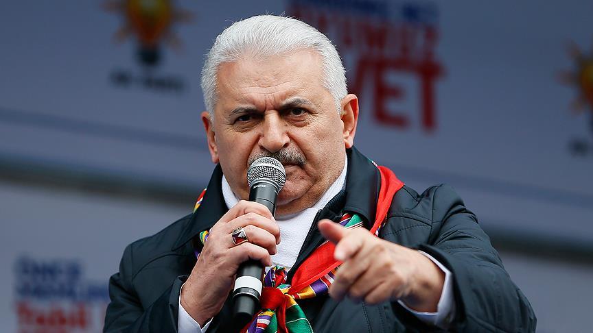 Türkiye'nin içişlerine burnunuzu sokmayın'
