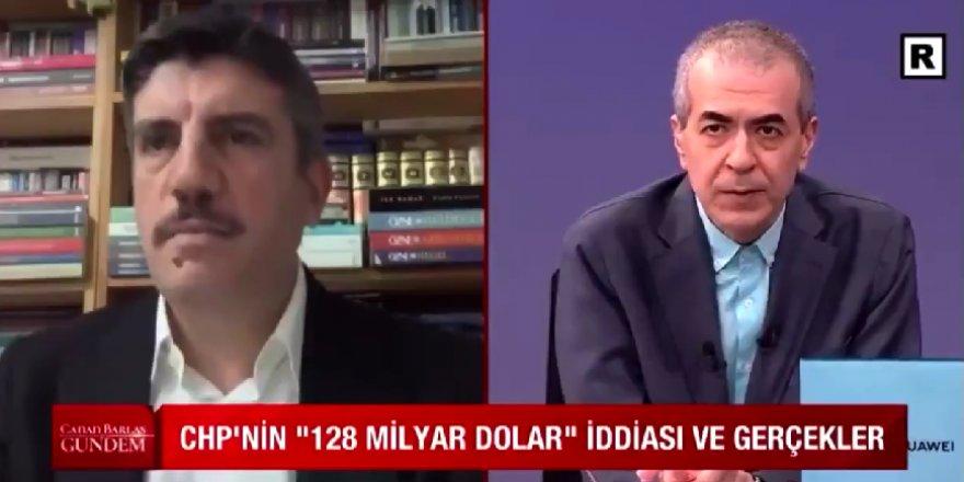 Erdoğan'ın başdanışmanı Yasin Aktay'dan canlı yayında çok konuşulacak 128 milyar dolar açıklaması! Keşke hiç yapmasaydık