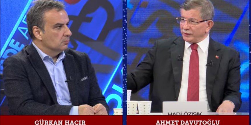 Sermaye iddiaları ortalığı karıştırdı! Doğu Perinçek ile Ahmet Davutoğlu arasında büyük kavga