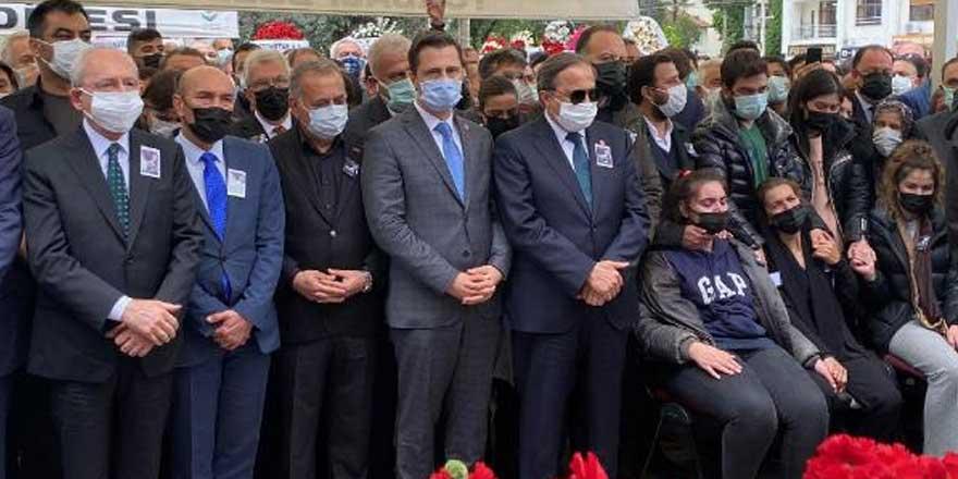CHP'nin acı günü! Torbalı İlçe Belediye Başkanı İsmail Uygur'a son veda