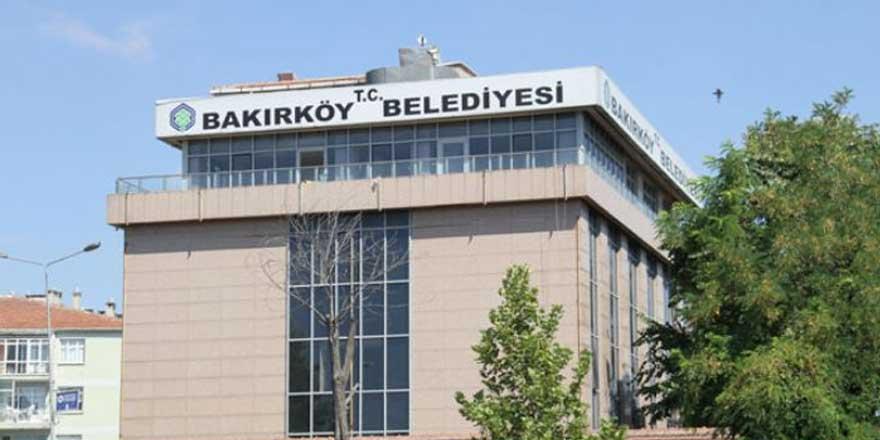 CHP'li Bakırköy Belediyesi'ni üzen haber