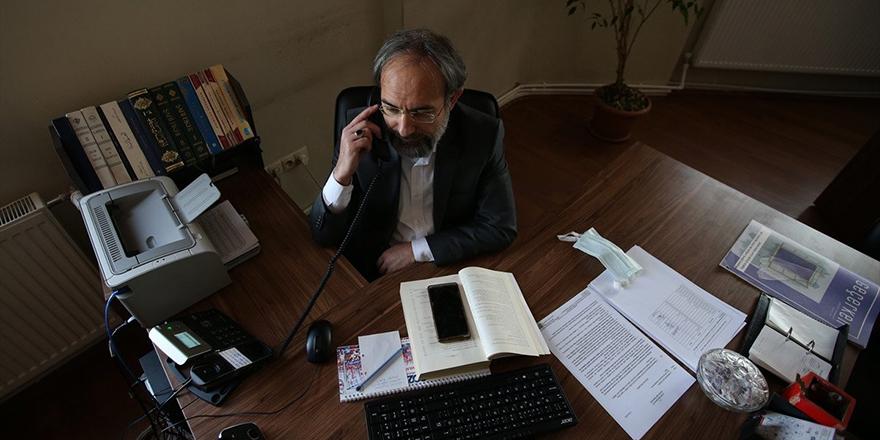 Erzurum İl Müftüsü, Alo Fetva hattını arayanların hangi soruları sorduğunu açıkladı
