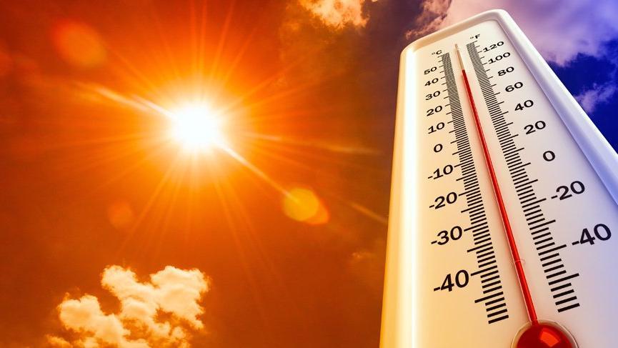 Güneydoğu yanıyor, hava sıcaklıkları bir anda yükseldi