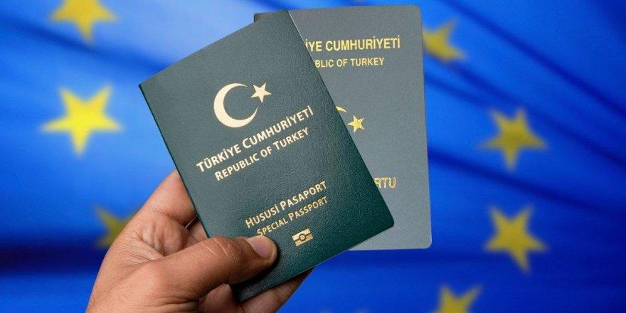 Almanya'dan Interpol'e 'gri pasaport' çağrısı!