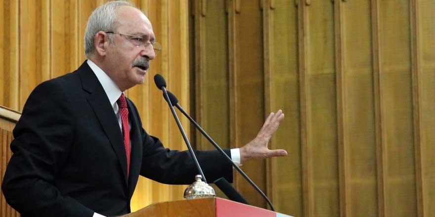 Kılıçdaroğlu'ndan fezleke resti: Vız gelir tırıs gider
