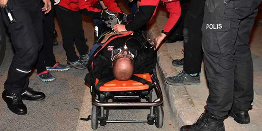 İzmir'de yangında dumandan etkilenen aşçı, 6 gün sonra öldü