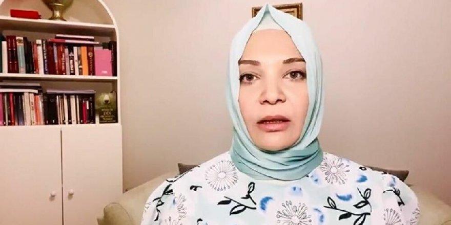 Davutoğlu cephesinden Sabah yazarı Hilal Kaplan'a zehir zemberek sözler