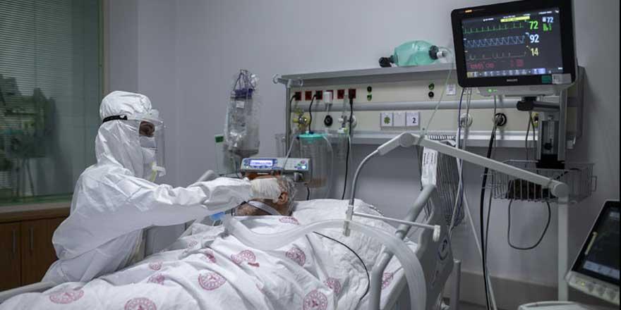 Korona virüs vaka sayıları açıklandı: 346 kişi hayatını kaybetti