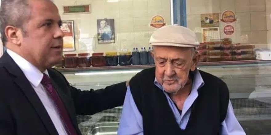 AKP'li Şamil Tayyar'ın babası hayatını kaybetti