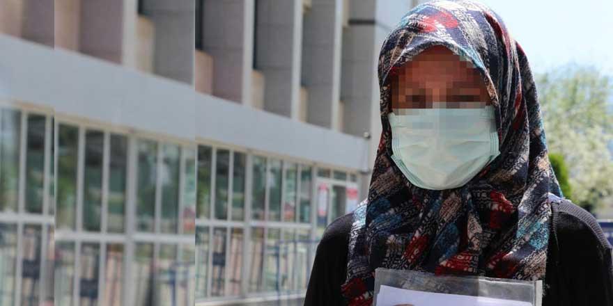 15 yaşındaki üvey kızına 4 yıldır cinsel tacizde bulunduğu ileri sürülen zanlı...
