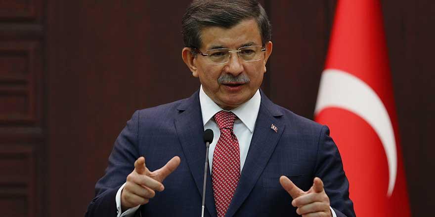 Ahmet Davutoğlu'ndan Erdoğan'a Ruhsar Pekcan tepkisi!