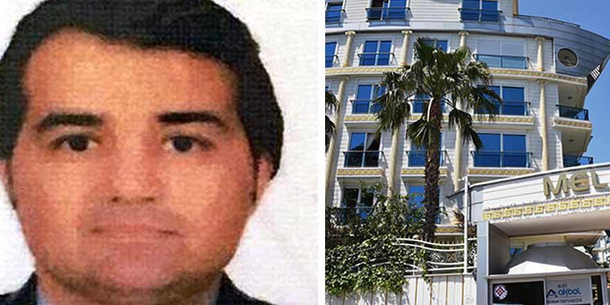İranlı broker kaldığı apartta ölü bulundu