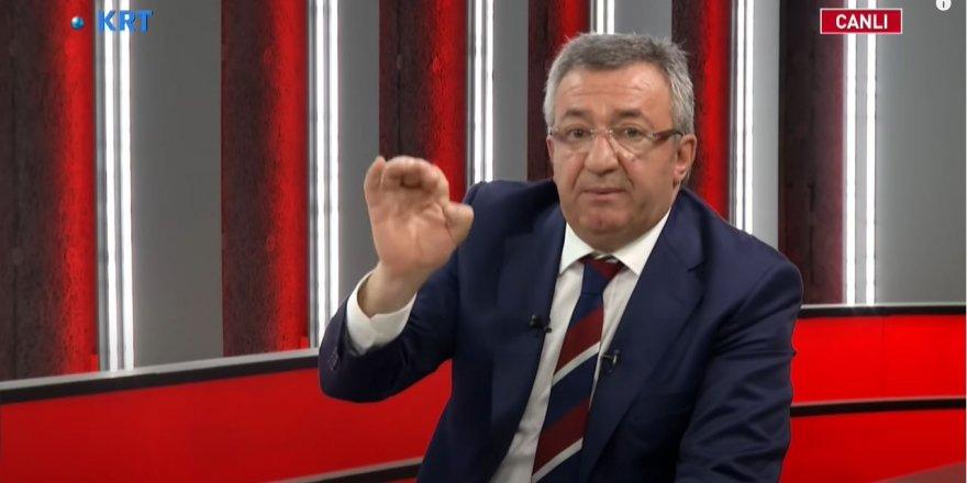"""CHP'li Engin Altay konuşmasından """"darbe"""" çıkaranlara canlı yayında böyle seslendi"""