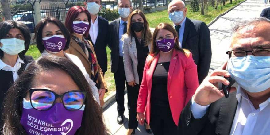 CHP'den İstanbul Sözleşmesi başvurusu