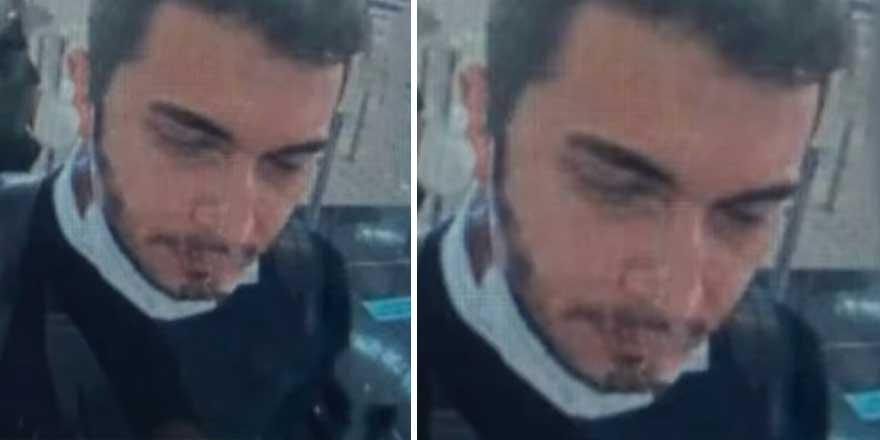 Thodex kurucusu Faruk Fatih Özer'in havalimanındaki son görüntüsü