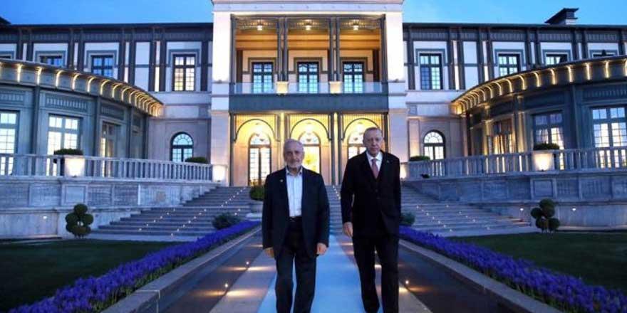 Erdoğan ve Asiltürk'ün buluşması sonrası Saadet Partisi'nde AKP krizi