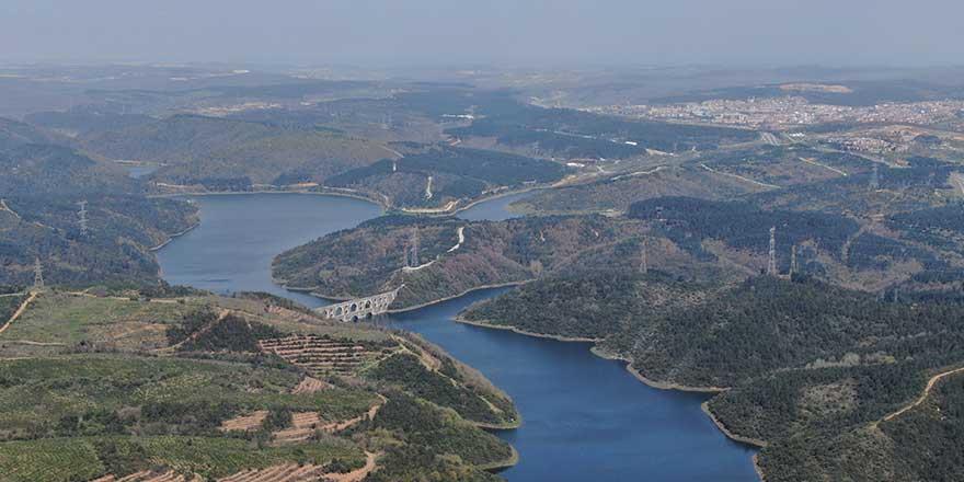Barajlarda doluluk oranı artıyor! Son durum görüntülendi