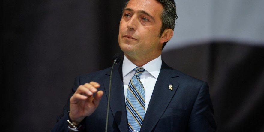 Fenerbahçe Spor Kulübü Başkanı Ali Koç'tan veda sinyali
