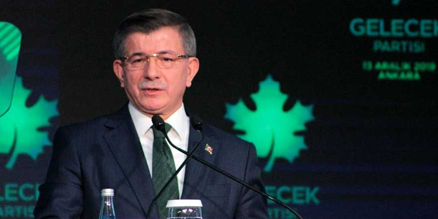 Gelecek Partisi Genel Başkanı Ahmet Davutoğlu acı haberi duyurdu!