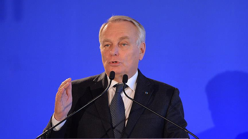 Fransa'dan 'gerginliğin düşürülmesi' çağrısı
