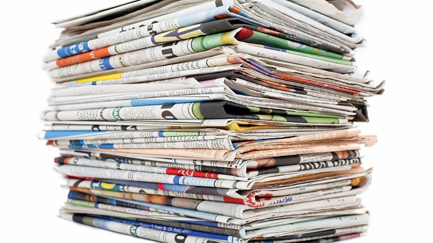 Avrupa basınında Hollanda krizi