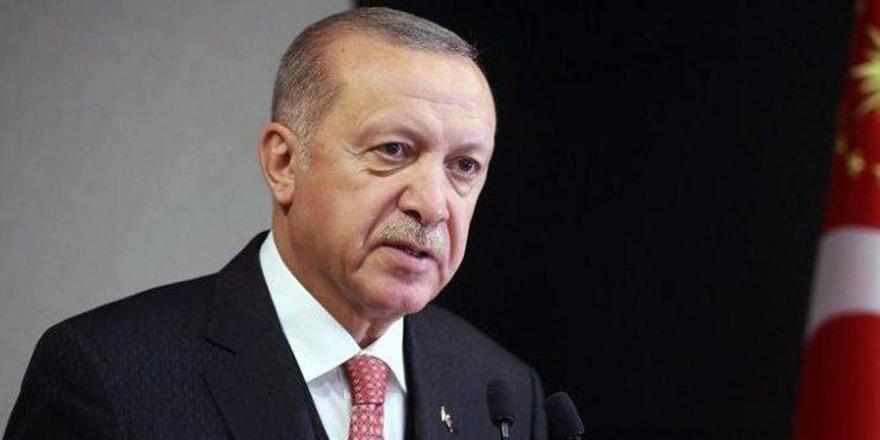 Erdoğan'dan Kadir Gecesi mesajı