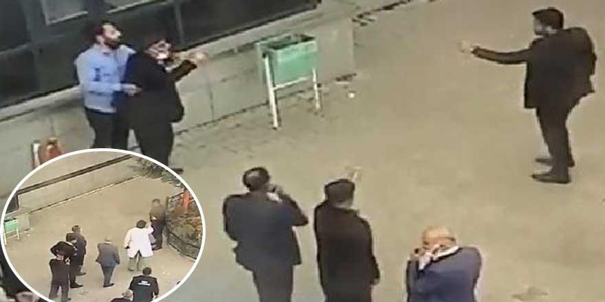 Van'da Başhekim cinayeti böyle önledi! O anlar saniye saniye kaydedildi