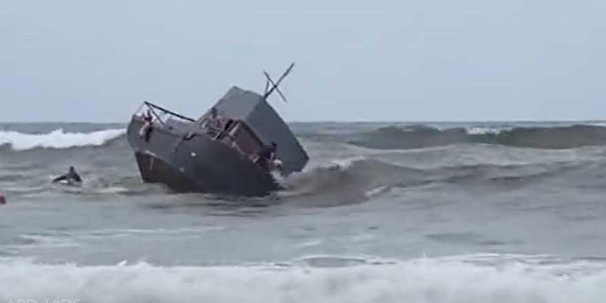 ABD'de göçmen teknesi battı! 4 ölü 27 yaralı