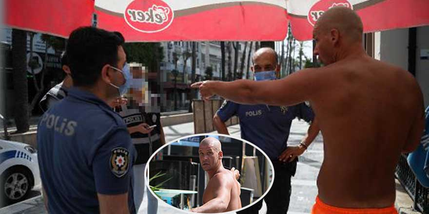 Antalya'da kadın polise ahlaksız teklif