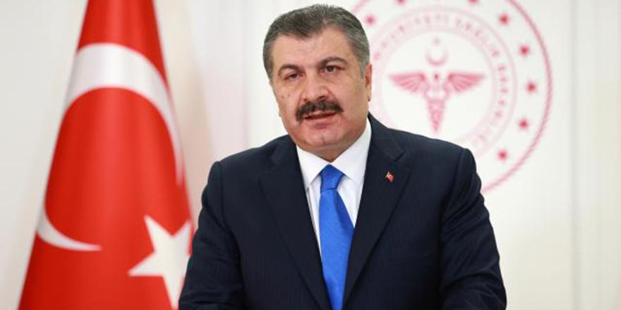 Sağlık Bakanı Fahrettin Koca değerlendirme toplantısında konuştu.