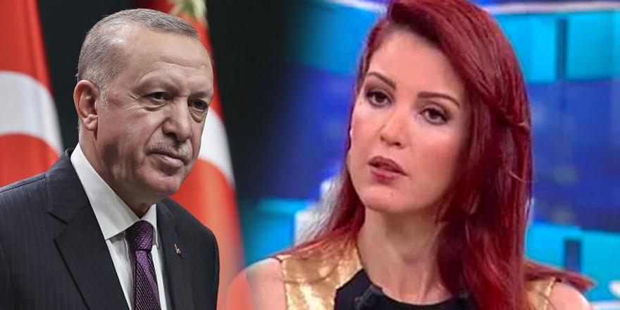 Nagehan Alçı köşesinden Cumhurbaşkanı Erdoğan'a kötü haberi verdi