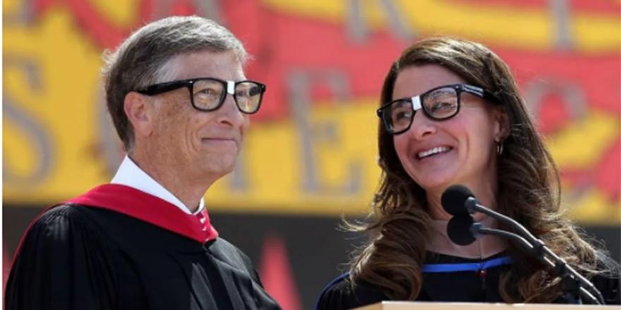 Bill ve Melinda Gates çifti boşanıyor