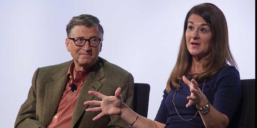 Bill Gates ve eşi Melinda Gates şok kararı duyurdu: Artık inanmıyoruz!