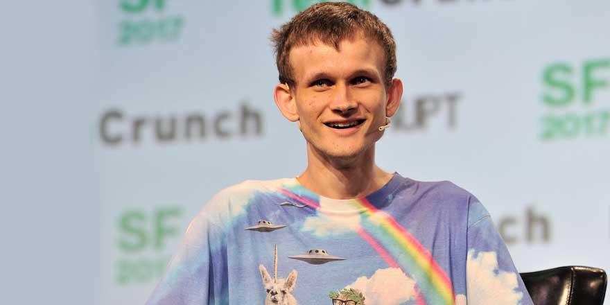 İşte dünyanın en genç kripto milyarderi Vitalik Buterin