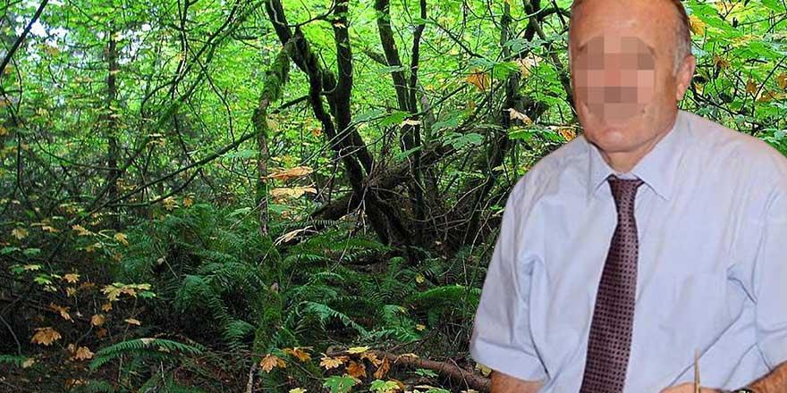 Eski Beykoz Kaymakamı ormanda sevgilisiyle yakalandı!