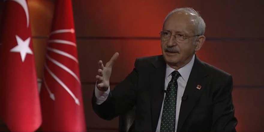 Kemal Kılıçdaroğlu Yeniçağ TV'de bomba açıklamalarda bulundu: İttifak isterse cumhurbaşkanı adayı olurum!